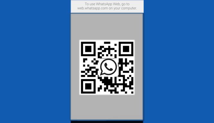 scan whatsapp qr code